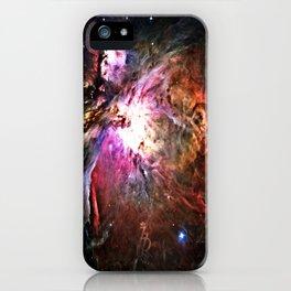 Cosmic Beauty  iPhone Case