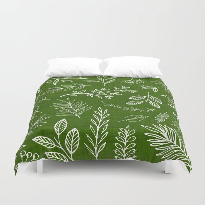 Emerald Forest Bettbezug