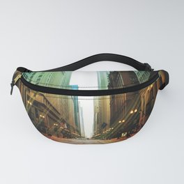 Leaving the Board Fanny Pack
