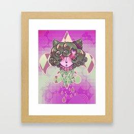 Fiori de Louise Framed Art Print