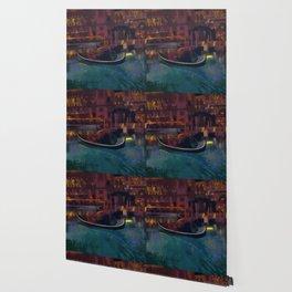 Venice Romantic Gondola Cruise Wallpaper