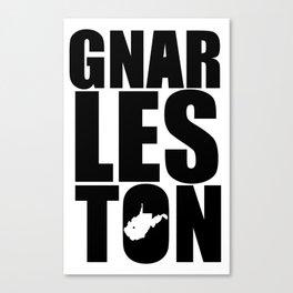 Gnarleston Canvas Print