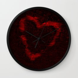 hearty Wall Clock