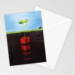 Transgenics Stationery Cards