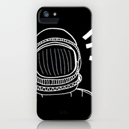 Out There 1 iPhone Case
