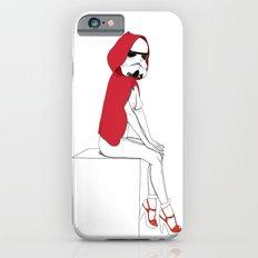 Red riding hood trooper Slim Case iPhone 6s