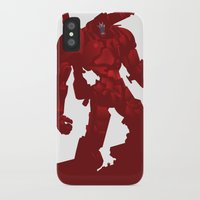 coyote iPhone & iPod Cases featuring Coyote by ChrisLufthound