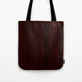Mahogany Wood Texture Tote Bag