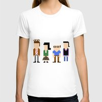 seinfeld T-shirts featuring Seinfeld in 8 Bit  by AutoMasta
