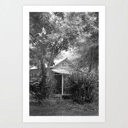 Home Sweet Home, 2018 Art Print