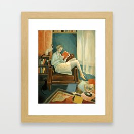 Eleanor's Room Framed Art Print