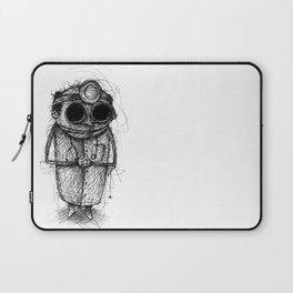 Dr. Death Laptop Sleeve