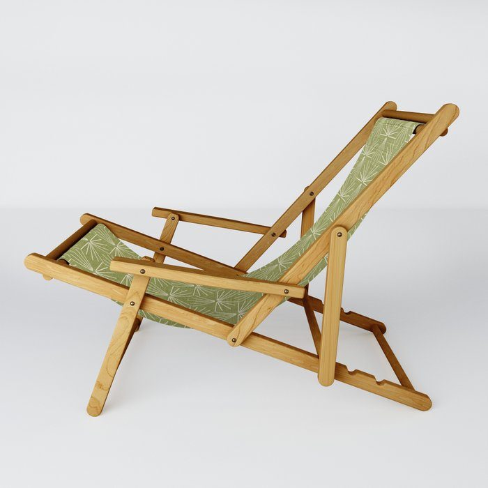 SUN TILE GREEN Sling Chair