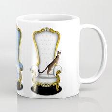 Cats on Thrones (2) Mug