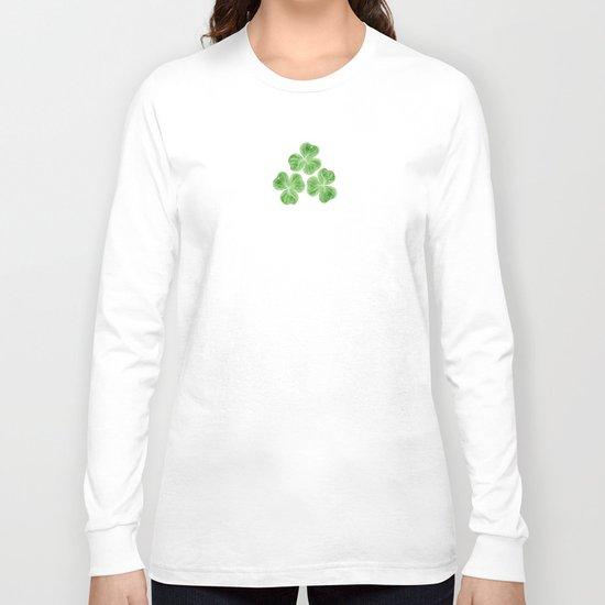 Clover Patch Long Sleeve T-shirt