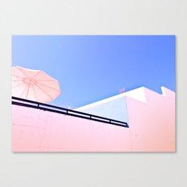Sun & Sky Canvas Print