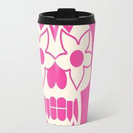 FEEDING GROUND Sugar Skull Travel Mug
