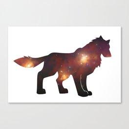 starwolf Canvas Print