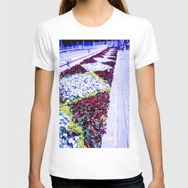 The diversity of color. T-shirt