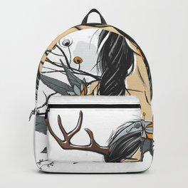 Tender goddess Backpack