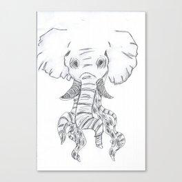 Elephant ? Canvas Print