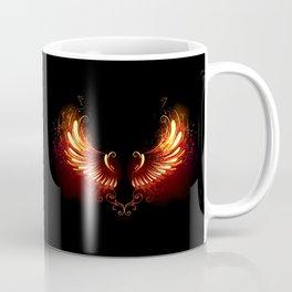 Fire Wings Coffee Mug