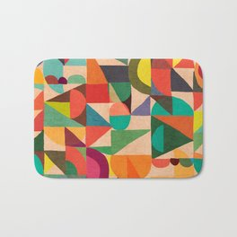 Color Field Badematte