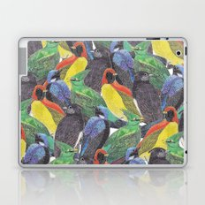 Birds Birds Birds Laptop & iPad Skin