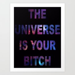 All the Power to You Art Print