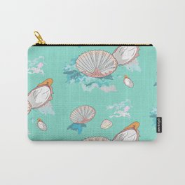 Adriatic shells Carry-All Pouch