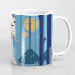 :::Space Forest Walker::: Coffee Mug