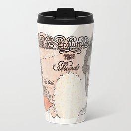 Cartoon Cash 3 Travel Mug