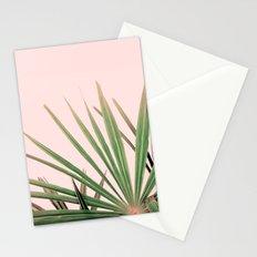 Palms blossom Stationery Cards