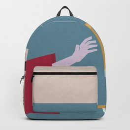 The Sword in the Stone - Movie Poster - Penguin Book version Backpack