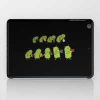 android iPad Cases featuring Android Evolution by CromMorc