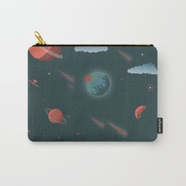 Moon Poster Carry-All Pouch