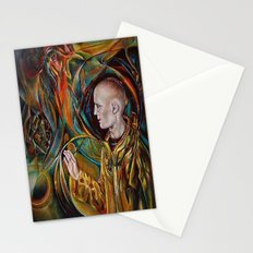 GUIDED BY THE UNIVERSE Stationery Cards