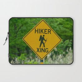 Hiker Xing Laptop Sleeve