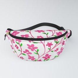 Sakura Pink Fanny Pack