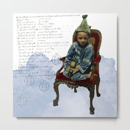 THE LITTLE PRINCE IV (NO BGND) Metal Print