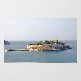 Island of Guvercinada Rug