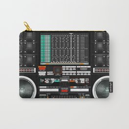 Boombox Ghetto J1 Carry-All Pouch