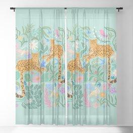 Garden of Hope Sheer Curtain
