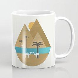 The Nile Coffee Mug