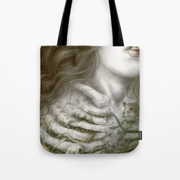 A Nest Of Mice Tote Bag