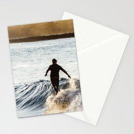 Noosa Longboarder Stationery Cards