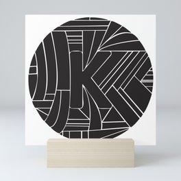 Circle K Mini Art Print
