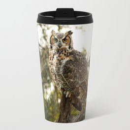 Malicious Intent Travel Mug
