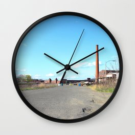 How One Chooses to See Wall Clock