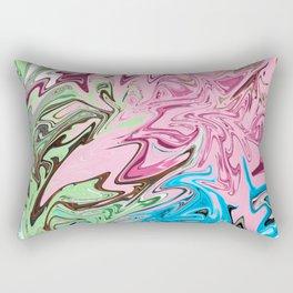 Life in Plastic Rectangular Pillow